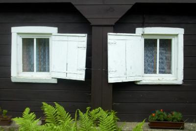 Typická Lužická architektura