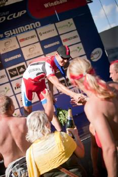 čeští fanoušci gratulují