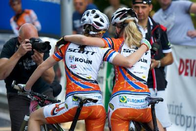 Tým Remerx Cycling Kolín slaví, získal nejvíce medailí