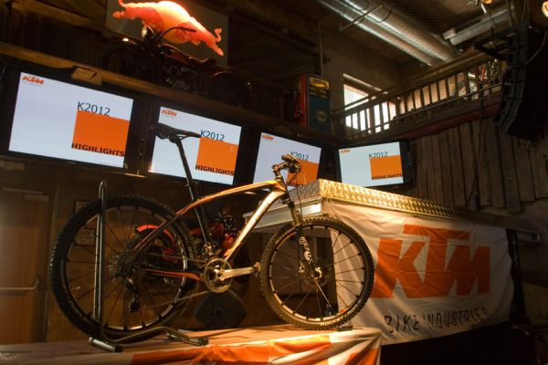 KTM 2012 fotogalerie