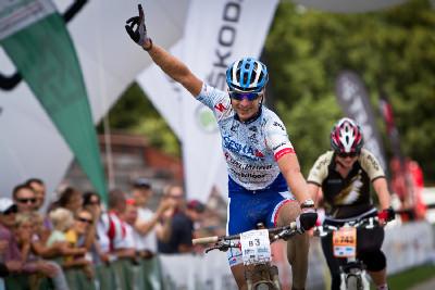 Kristian Hynek počtvrté vyhrává tento závod
