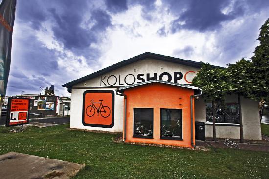 Na návštěvě v Koloshopu