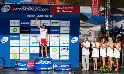 Jaroslav Kulhavý vyhrává světový pohár MTB
