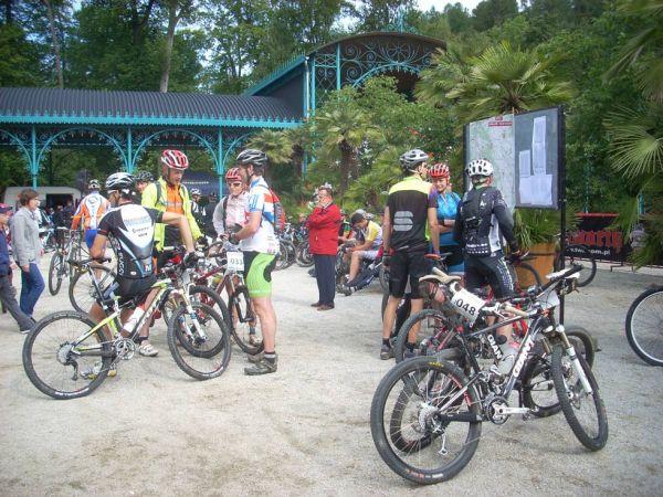 Fotogalerie: Turistou na Sudety MTB Challenge 2011