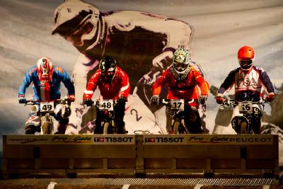 riders ready ...