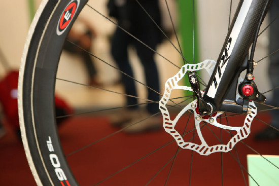 Eurobike 2011 highlights komponenty