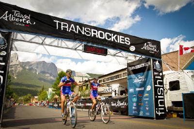 TransRockies 2011