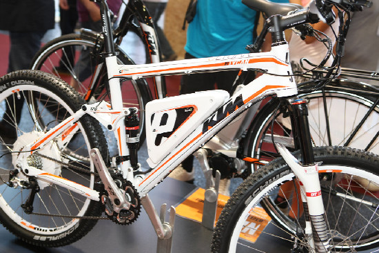 Crazy Eurobike 2011