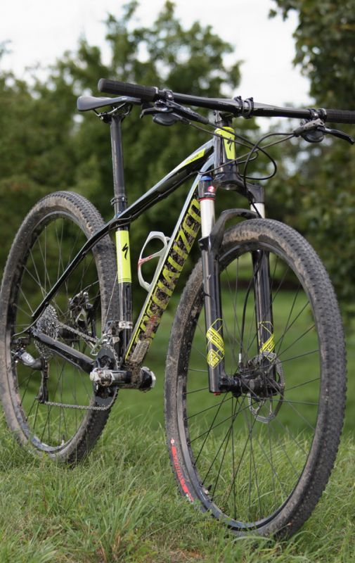 Specialized Stumpjumper Comp 29er 2012: TEST Fotogalerie