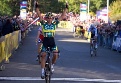 Ale nevyšlo mu to, zvítězil Sven Nijs