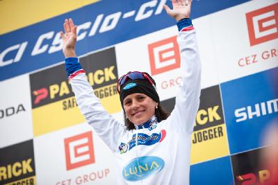 Katka Nash vedoucí ženou světového poháru