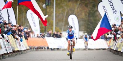 Kateřina Nash si jede pro druhé vítězství v SP CX