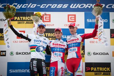Světový pohár CX #2 2011 - Tábor
