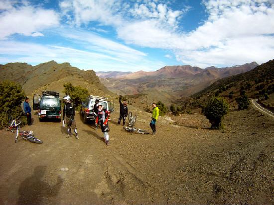 Simpleride Maroko 2011