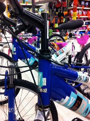 Hypermarketové biky 2011