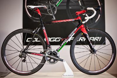 Colnago CF8 za 356 tisíc Kč