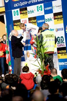 Fotogalerie: Světový pohár v cyklokrosu, Igorre 2011