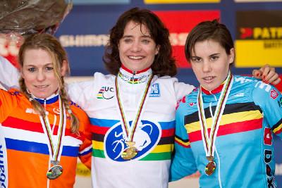 Mistrovství světa v cyklokrosu 2012 - ženy