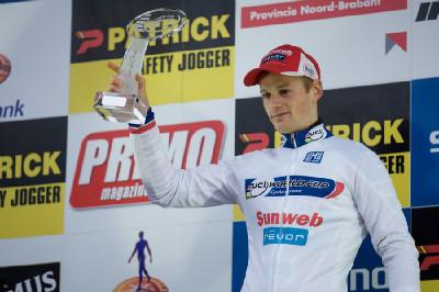 Fotogalerie: Světový pohár v cyklokrosu, Hoogerheide 2012