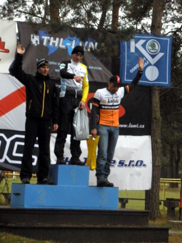 Jabkenický cyklokros 2011