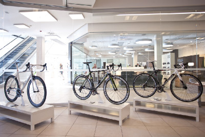 Colnago Showroom