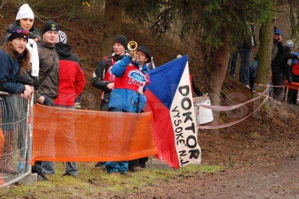 Mistroství ČR v cyklokrosu Uničov 2012