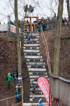 - uničovské schody