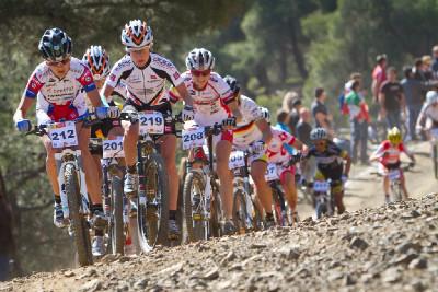 3.etapa: start žen