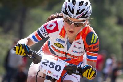 2.etapa: Zuzana Pirzkallová