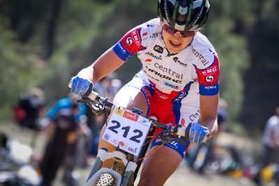 3.etapa: Tereza Huříková si jede pro suverénní vítězství