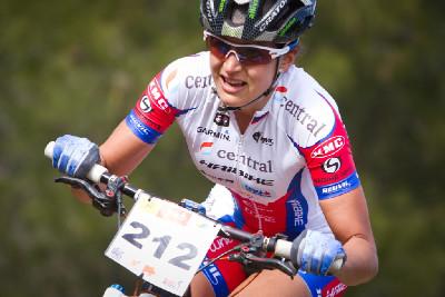 1. etapa: Tereza Huříková