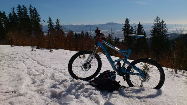 Martinky na snehu