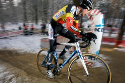 Mistr Belgie do 23 let Wietse Bosmans