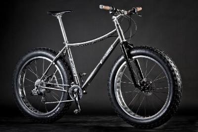 snowbike Fatback Titanium