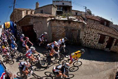 2.etapa: start v městečku Kapedes