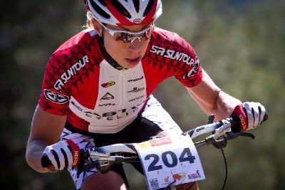 2.etapa: Annika Langvad