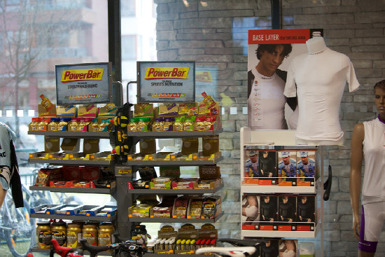 AkceBike shop opening