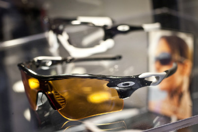 Oakley RadarLock v Bicycle Cafe