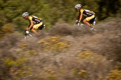 1. etapa - Christoph Sasuer a Burry Stander