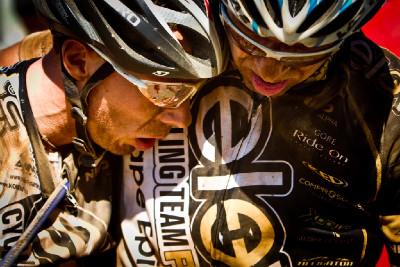 1. etapa - Tomáš Přibyl a Markus Dahmen