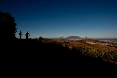 prolog na dohled od Stolové hory