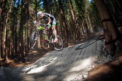 Jančí Svorada na nové BMX sekci