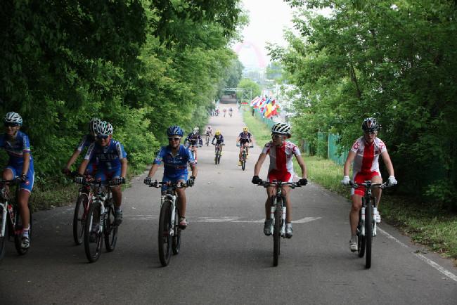 Fotogalerie: Mistrovství Evropy XCO, Moskva 2012 - trénink