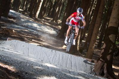 Marek Rauchfuss na nové BMX sekci