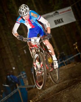 Jan Nesvadba na BMX