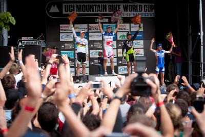 Světový pohár XC #4 2012 - La Bresse: Elite