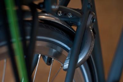 Superior E-Bikes PowerFlex - integrovaný zámek