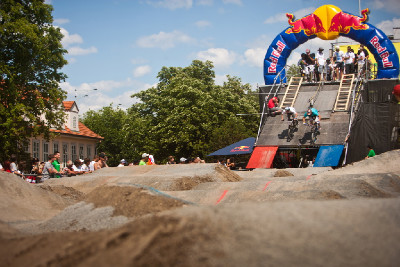 Red Bull Pump Riders