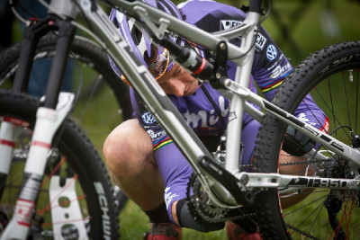 Brentjens pokukoval i po trailových kolech