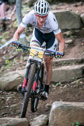 Fotogalerie: Světový pohár XCO, Mont St. Anne 2012